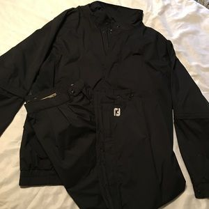 Dry joys by footjoy golf rain suit
